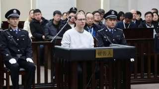 သက်သေအထောက်အထားပြည့်စုံတဲ့အတွက် ရှဲလင်ဘာ့ဂ်ကို သေဒဏ်ချရတာလို့ တရုတ်တရားရုံးက ပြော