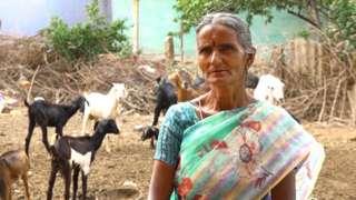 பேபி தடாகம் கிராமவாசி