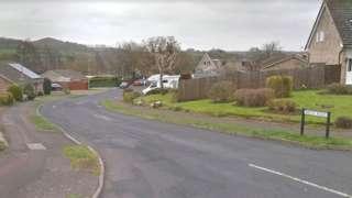 Birch Road, Cam, in Gloucestershire