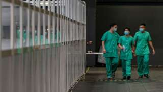 Hong Kong Impose Restrictions As Coronavirus Cases Continue To Rise