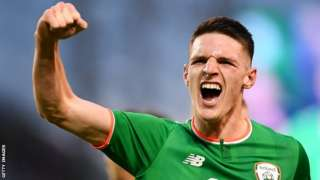 Is Declan Rice ready for an England call-up?