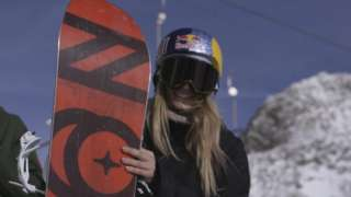 Snowboarder Anna Gasser lands first triple by a female