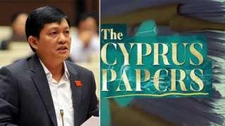 """Đại biểu Quốc hội Phạm Phú Quốc cùng một số người Việt Nam có tên trong """"Hồ sơ Cyprus"""""""
