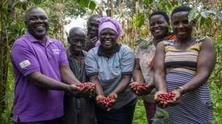 Farmers in the Mbale region of Uganda