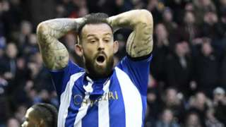 Sheffield Wednesday striker Steven Fletcher
