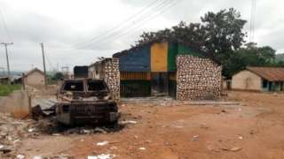 'Unknown gunmen' attack Delta police station, kill three officers for Aniocha South