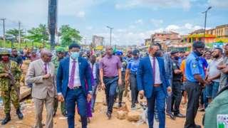 'Ibadan Iwo road crisis' latest update