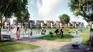 Brunswick development