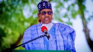 Muhammadu Buhari: Nigeria President