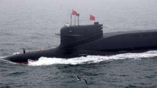 美国担心中国扩充核武在2050年成为一流核武大国(中国新型战略核潜艇)