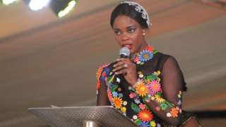 Marry Mubaiwa