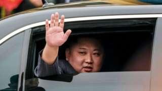 김증은 북한 국무위원장