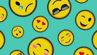 lots of emojis