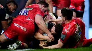 Sale defence denies Exeter