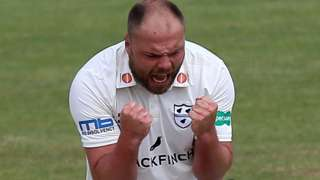 Worcestershire skipper Joe Leach