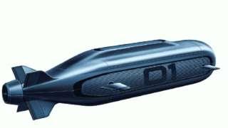 Submarine concept sketch