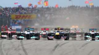 Turkish Grand Prix in 2011