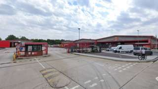 Swindon Royal Mail delivery office