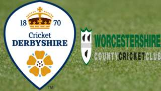 Derbyshire v Worcestershire