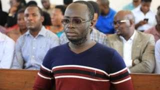 Erick Kabendera anakabiliwa na mashtaka ya ubadhirifu wa kiuchumi Tanzania