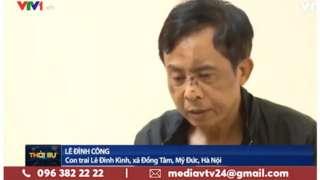 Ông Lê Đình Công xuất hiện thú tội trên truyền hình VN sau vụ cảnh sát vào Đồng Tâm rạng sáng 9/1. Vụ việc khiến 3 cảnh sát và ông Lê Đình Kình, bố ông Công, thiệt mạng