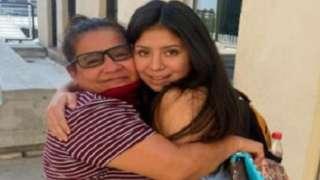 Angelica Vences-Salgado and Jacqueline Hernandez