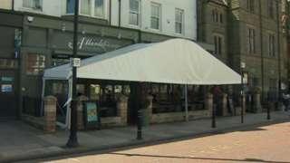 Allard's Lounge, Tynemouth