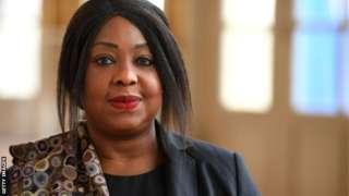 Fatma Samoura, secrétaire générale de la FIFA