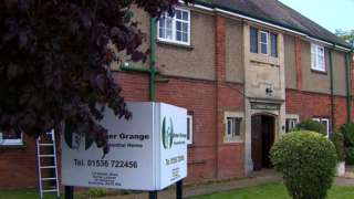 Latimer Grange care home