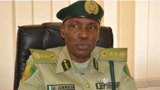 Controller General, Nigerian Correctional Service