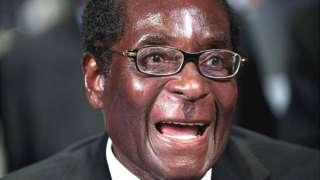 Aworan Robert Mugabe