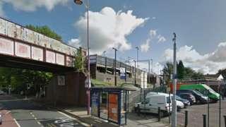 Witton station