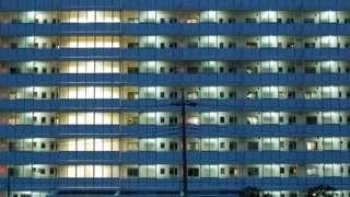 Stock photo of Tokyo apartments