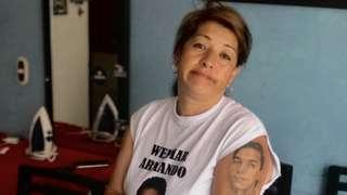 Beatriz Méndez's son disappeared in 2004