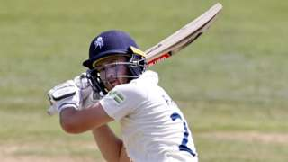 Ollie Robinson's three career first-class centuries for Kent have been against Warwickshire, Yorkshire and now Northants