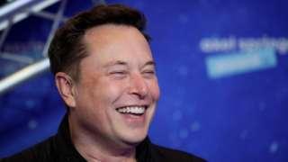 Tesla chief executive Elon Musk.
