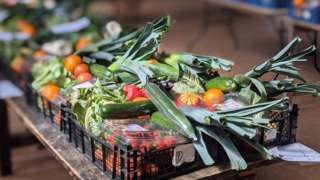 Fruit and veg Boxes