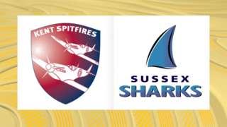Kent Spitfires v Sussex Sharks