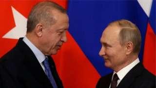 Rusiya-Türkiyə anlaşması