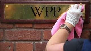 WPP sign