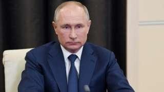 Vladimir Putin - 8 December