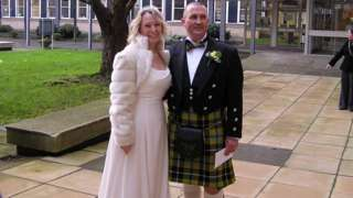 Ian and Linda Horrell