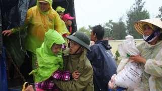 Vietnam, storm