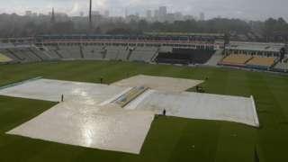 Edgbaston rain
