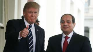Donald Trump amemuunga mkono rais wa Misri kuhusu bawa la Nile