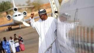 Buhari visit: President Muhammadu Buhari in Imo State today