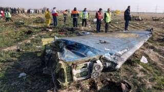 美国、加拿大等西方国家领导人此前表示,有证据显示,乌克兰航空公司的波音客机可能错误地被地对空导弹击中。