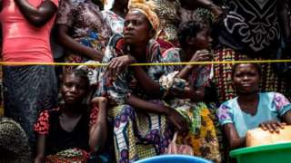ONU ivuga ko ibura ry'ibiribwa muri DR Congo riri ku kigero kirenze