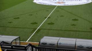 Cambridge United pitch