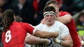 Wales v England is live on the BBC
